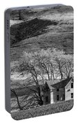 Abandoned Two-story Farmhouse - P Road Nw - Waterville - Washington - May 2013 Portable Battery Charger