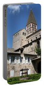 Abbey Church St. Philibert - Tournus Portable Battery Charger