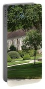 Abbey Fontenay Burgundy Portable Battery Charger