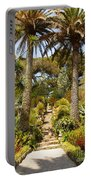 Abbey Gardens Of Tresco On The Isles Of Scilly Portable Battery Charger