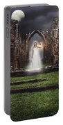 Abbey Ghost Portable Battery Charger