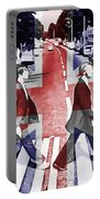Abbey Road Union Jack Portable Battery Charger