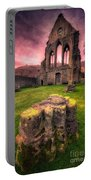 Abbey Ruin Portable Battery Charger
