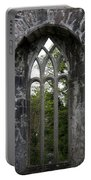 Abbey Window  Portable Battery Charger
