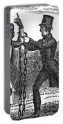 Abolitionist, C1840 Portable Battery Charger