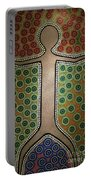 Aboriginal Inspirations 21 Portable Battery Charger