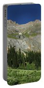 Above The Fruited Plains Portable Battery Charger