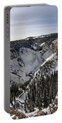 Above The Tree Line Portable Battery Charger