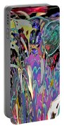 Abracadabra Abstract Portable Battery Charger