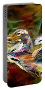 Abstract 2 Portable Battery Charger by Francoise Dugourd-Caput