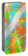 Abstract 23614  Diptych  II Portable Battery Charger