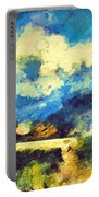 Abstract 46 Portable Battery Charger