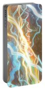 Light Painting - Abstract Art 2 Portable Battery Charger
