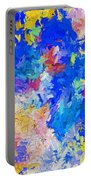 Abstract Series B10 Portable Battery Charger