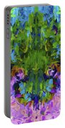 Abstract Series B4 Portable Battery Charger