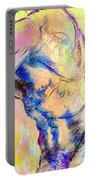 Abstract Bod 6 Portable Battery Charger