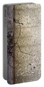 Abstract Concrete 11 Portable Battery Charger