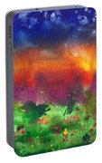 Abstract - Crayon - Utopia Portable Battery Charger
