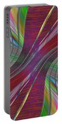 Abstract Cubed 181 Portable Battery Charger