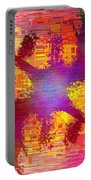 Abstract Cubed 26 Portable Battery Charger