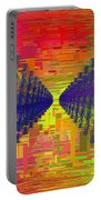 Abstract Cubed 3 Portable Battery Charger