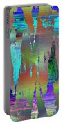 Abstract Cubed 75 Portable Battery Charger