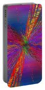 Abstract Cubed 95 Portable Battery Charger