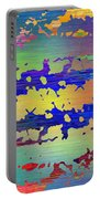 Abstract Cubed 99 Portable Battery Charger