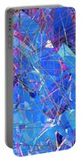 Abstract Curvy 30 Portable Battery Charger