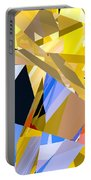 Abstract Curvy 35 Portable Battery Charger