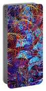 Abstract Curvy 36 Portable Battery Charger