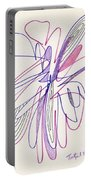 Abstract Drawing Fifty-six Portable Battery Charger