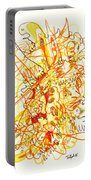 Abstract Drawing Fifty-three Portable Battery Charger