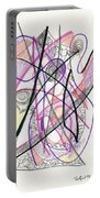 Abstract Drawing Twenty-six Portable Battery Charger