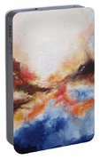 Abstract Dream Portable Battery Charger