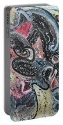 Abstract Expressionsim 02 Portable Battery Charger