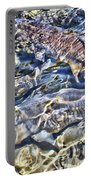 Abstract Fish 3 Portable Battery Charger