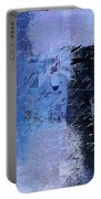 Abstract Floral - 04tl4t2b Portable Battery Charger