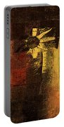 Abstract Floral - A8v46bt2a Portable Battery Charger