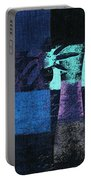 Abstract Floral - H15bt3 Portable Battery Charger