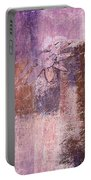 Abstract Floral- I55bt2 Portable Battery Charger