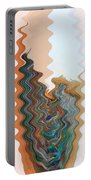 Abstract  Four Of Twenty One Portable Battery Charger