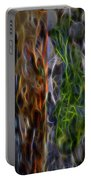 Abstract From The Sea Portable Battery Charger