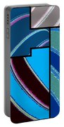 Abstract Fusion 143 Portable Battery Charger