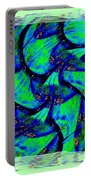 Abstract Fusion 167 Portable Battery Charger
