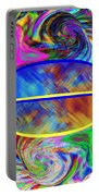 Abstract Fusion 173 Portable Battery Charger