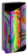 Abstract Fusion 184 Portable Battery Charger