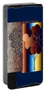 Abstract Fusion 191 Portable Battery Charger