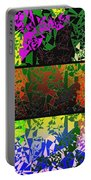 Abstract Fusion 193 Portable Battery Charger