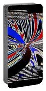 Abstract Fusion 197 Portable Battery Charger